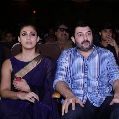 Arvind Swami and Nayanthara To Act Together