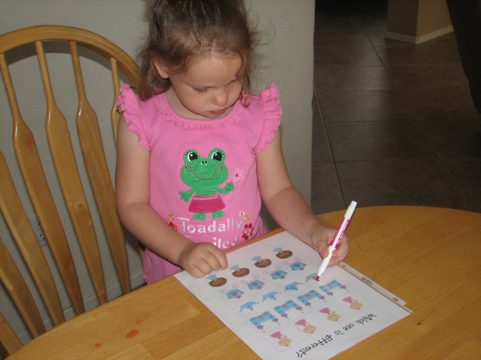 Pretty Princess Preschool The Princess And The Frog Story