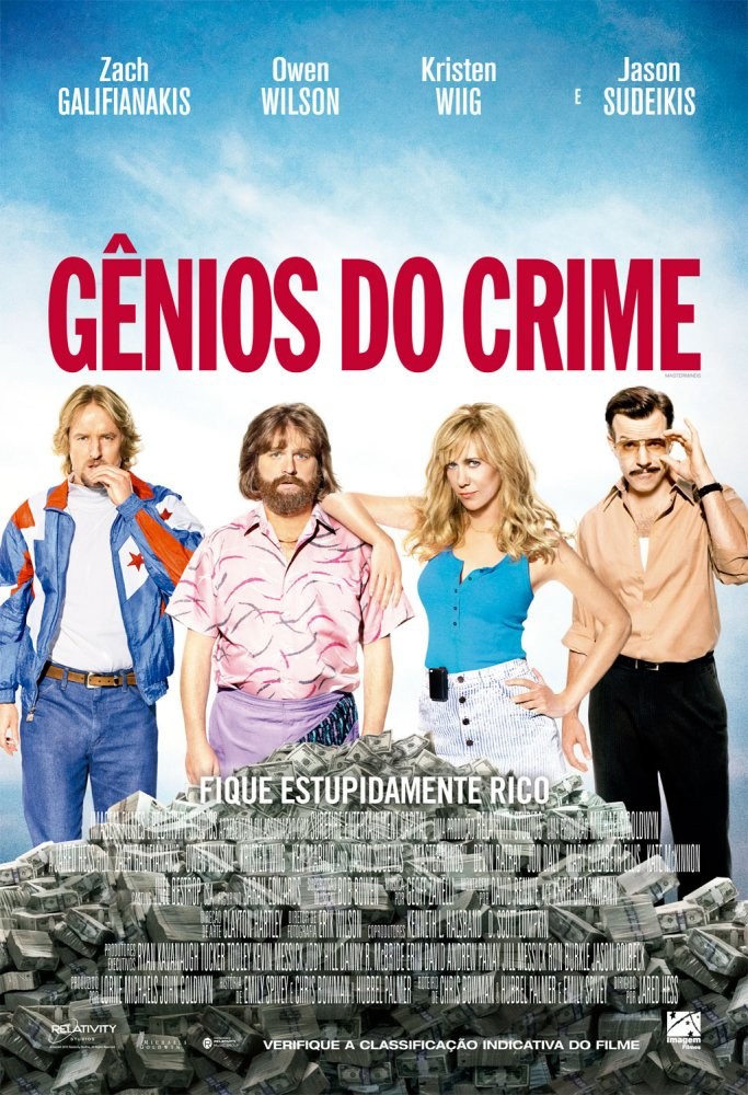 Gênios do Crime Dublado Torrent
