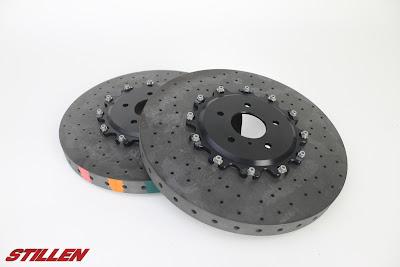 Nissan GT-R Brake Rotor Upgrades 2009 - 2013 - 2009gtr com