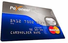 شرح طرق شحن وتعبئة رصيد حساب بطاقة Payoneer Prepaid MasterCard