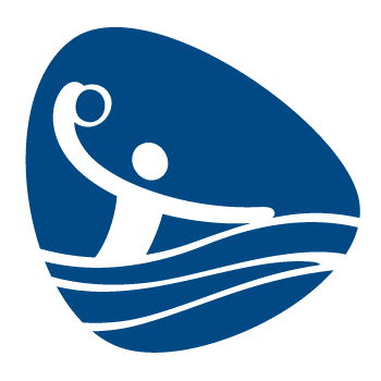 Pictogram Rio 2016 Water Polo 350x350 px