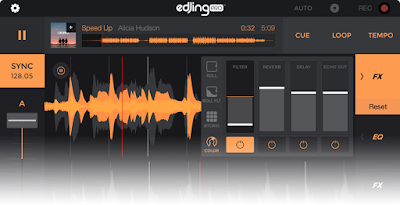 edjing PRO - Music DJ mixer 1 3 1 Cracked APK | PiratedHub