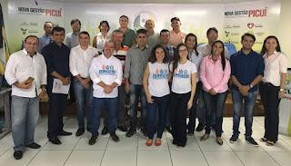 Prefeitos do Seridó Paraibano recebem estudo com Leis e Programas para a reinserção de usuários de drogas em Picuí