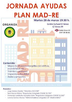 Ampa csb madrid plan de ayudas del ayuntamiento de madrid for Autoescuela colonia jardin