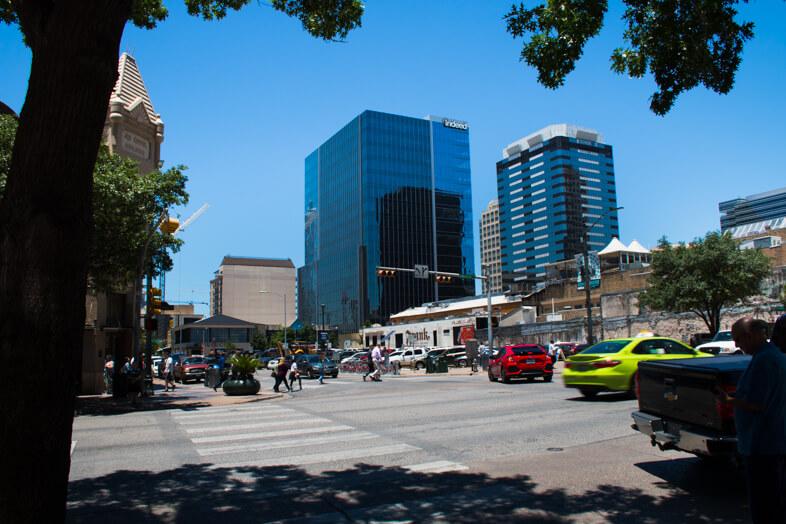 Austin Tx downtown