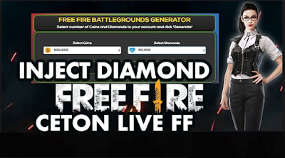 Ceton Life FF Battlegrounds, Generator Diamond Online 2019