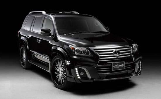 2016 lexus lx 570 release date, price and features