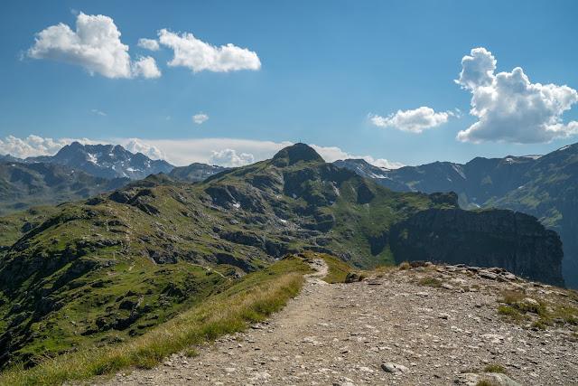 Gipfelweg Madrisella  Wandern Silvretta-Montafon  Vorarlberg 08