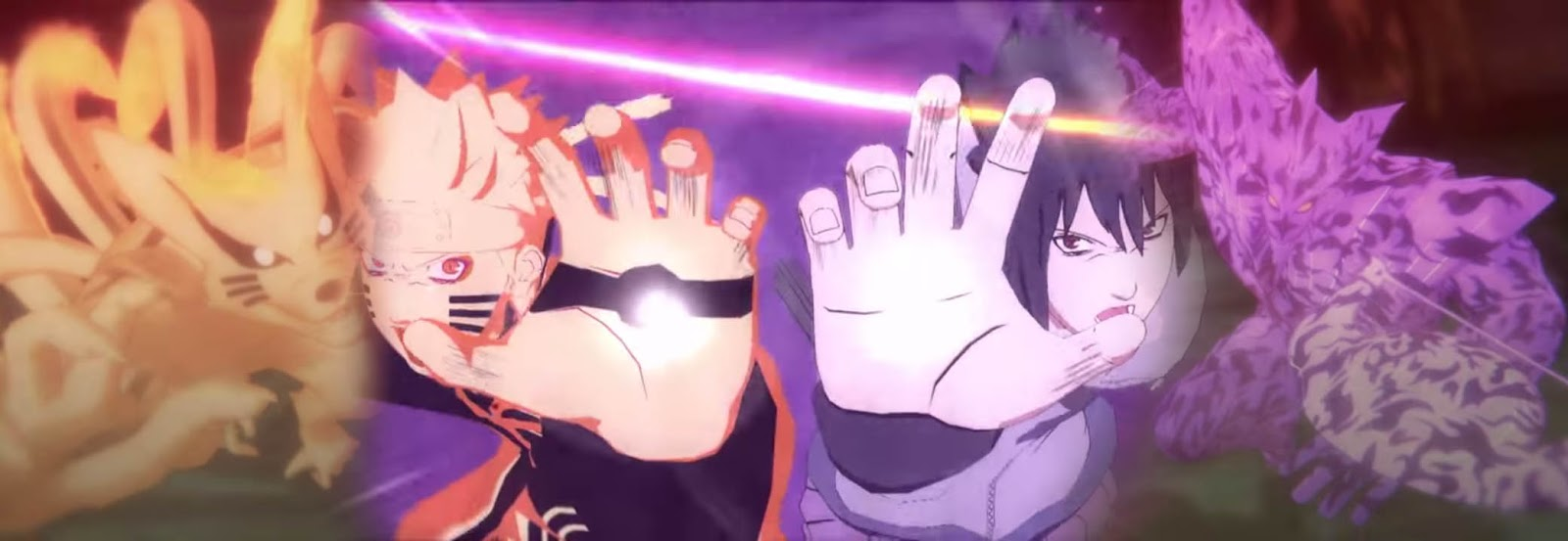 Naruto Shippuden Ultimate Ninja Storm 4 video game trailer impressions action fighting game trailer review for xbox one, sony playstation 4, and PC Steam CMAQUEST