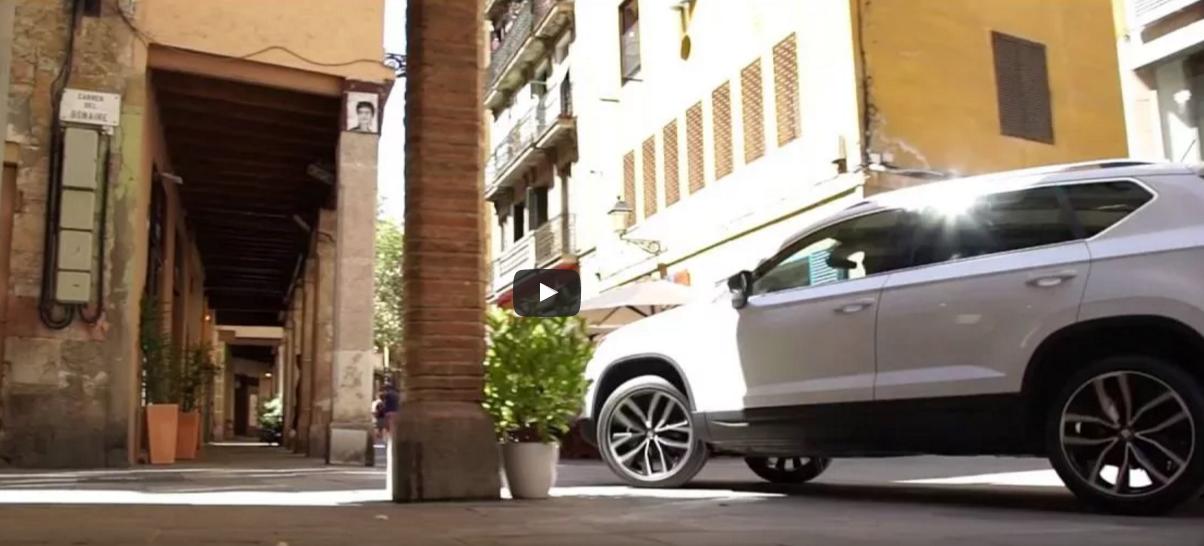 Το καινοτόμο περίπτερο της SEAT στο Σαλόνι Αυτοκινήτου στο Παρίσι