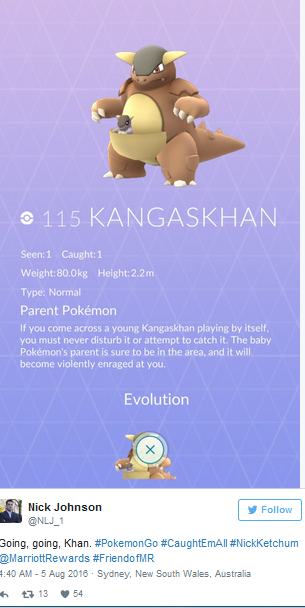 Master Pokemon Go pertama di Dunia