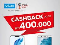Beli VIVO dapat cashback sampai 400rb.