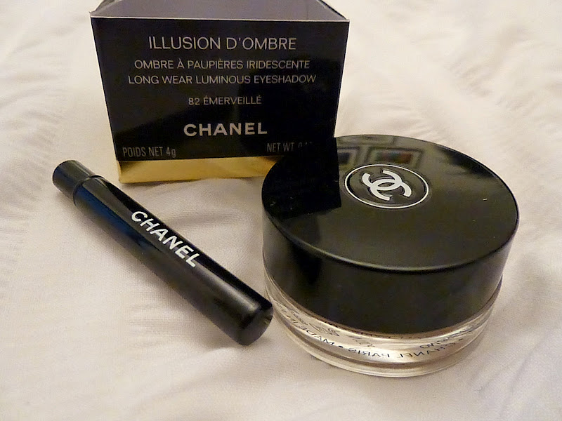 Chanel Illusion D'Ombre 82 Emerveille