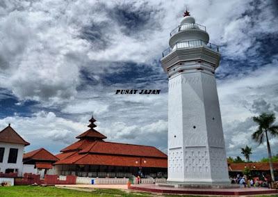 Ki Amuk Meriam Masjid Agung Banten