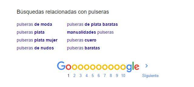 palabras claves seo