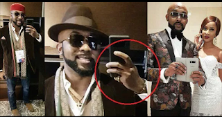 """Bctv Gist""""Where's Your Wedding Ring?"""" — Fans Asks Banky W… He Replies (Video)"""