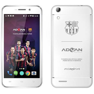 Cara Flash Advan Barca 5 S5Q Bootloop Via PC