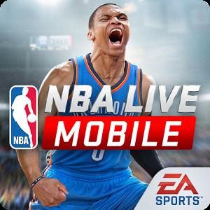 NBA LIVE Mobile : Đã đủ sức đánh bại NBA 2K16?