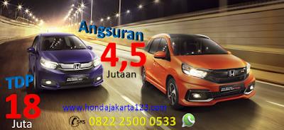Promo Honda Mobilio Jakarta TDP Minim