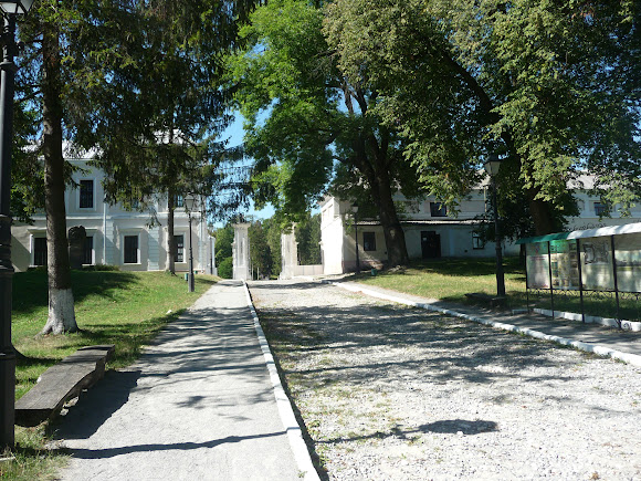 Вишневецкий дворец