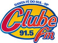 Rádio Clube FM 91,5 de Santa Fé do Sul SP