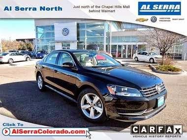 Al Serra Colorado Springs >> Al Serra In Colorado Springs The 2015 Volkswagen Passat