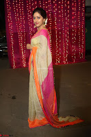 Anu Emanuel Looks Super Cute in Saree ~  Exclusive Pics 004.JPG