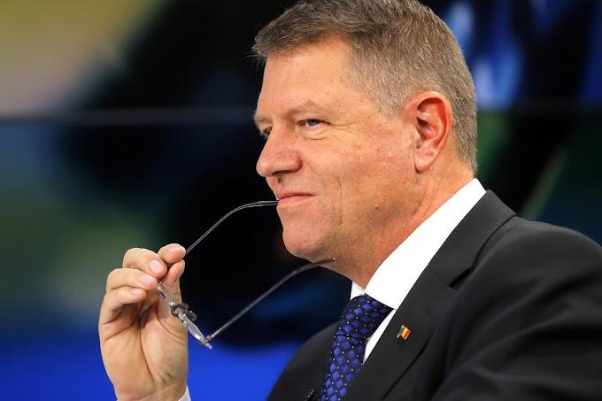 Iohannis megkapta a bukaresti parlament támogatását az igazságügyi népszavazáshoz
