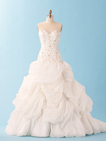 The 2013 Alfred Angelo Disney Fairy Tale Wedding Gowns - Belle