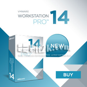 VMware Workstation Pro 14.0.0+ License Keys, Crack [Latest]