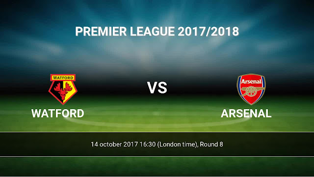 new gersy/ Watford vs Arsenal: Premier League