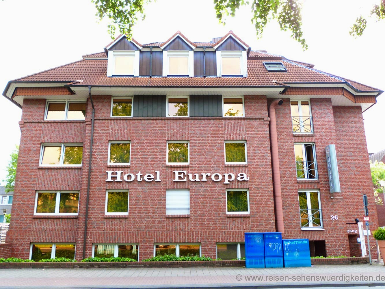 Hotels Münster, Hotel Europa