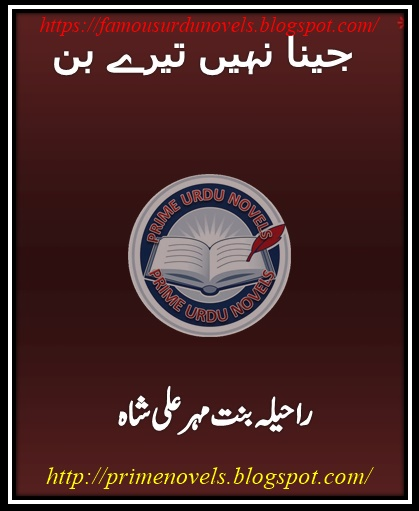 Jeena nahi tere bin novel online reading by Raheela Binte Mehr Ali