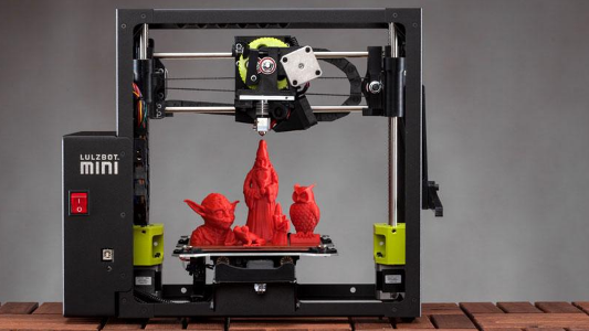 When Was The 3d Printer Invented