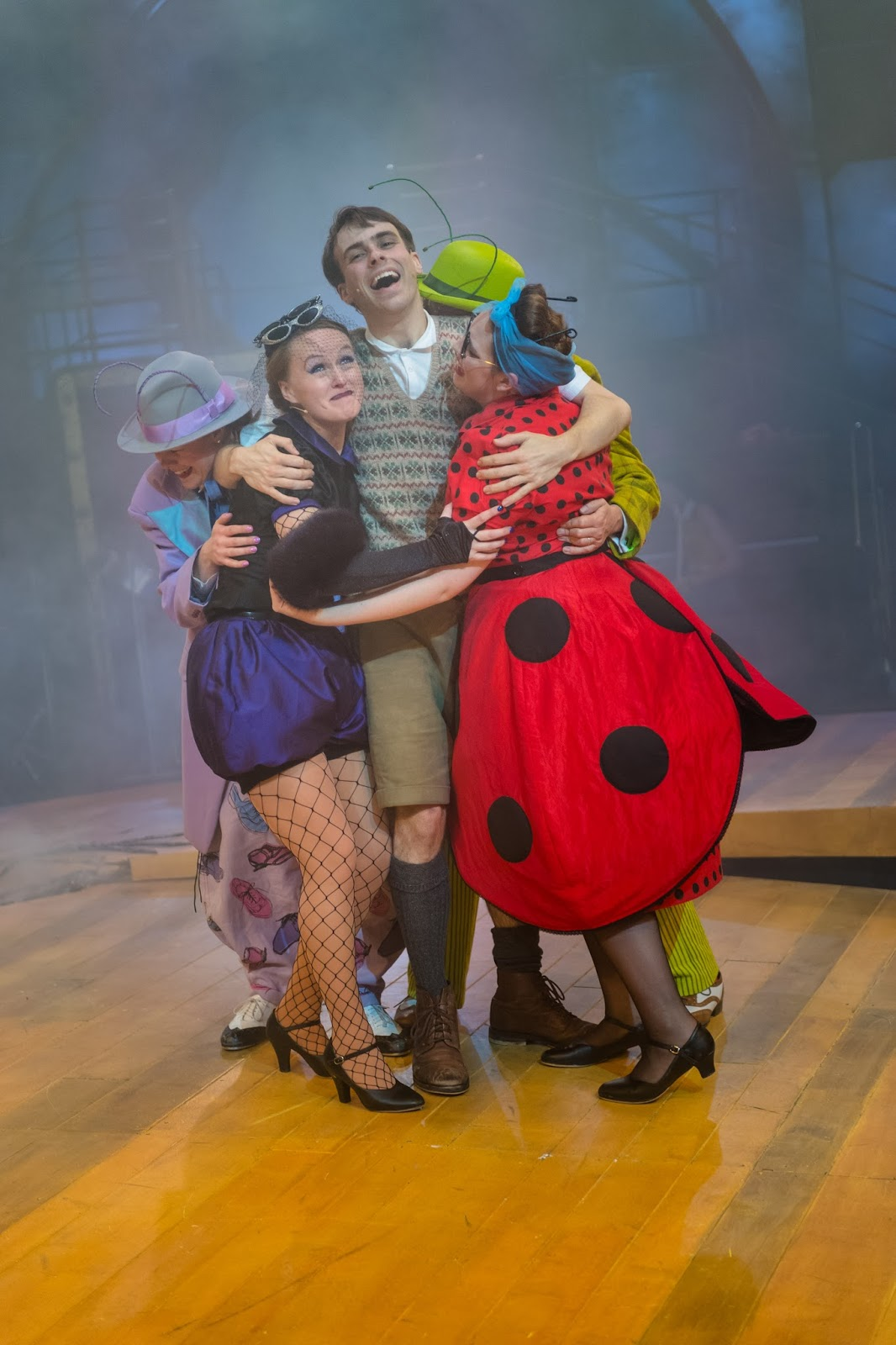 James and the Giant Peach, Northern Stage Newcastle | A Review