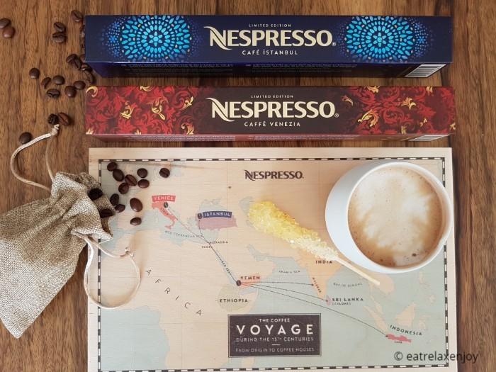 """מסע אל העבר עם נספרסו """"קפסולת זמן"""" לבתי הקפה של איסטנבול וונציה"""