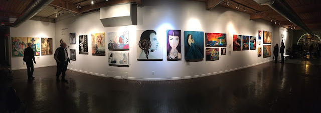 twist gallery, emergence and rebirth, art show, art exhibition, toronto art show, toronto art exhibition, portrait, portrait art, portrait artist, canadian portrait artist, international portrait artist, queen west, art and design district, toronto art