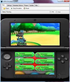 Nintendo 3ds Emulateur