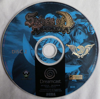 Skies of Arcadia - Disco 2