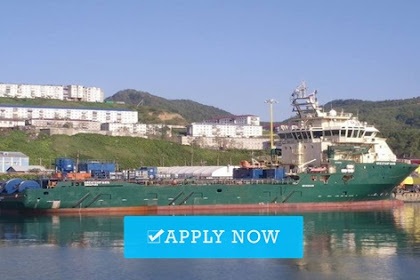 Seaman Jobs October 2016 On Supply Vessel