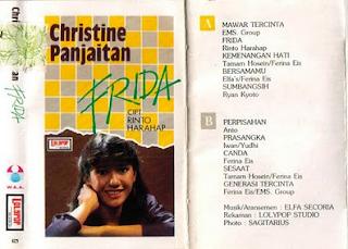 Download Lagu Mp3 Christine Panjaitan Full Album Frida Lengkap