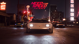 NFS Payback Sports Car Wallpaper