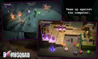 kali ini admin akan mengembangkan lagi sebuah game yang tidak kalah serunya yiatu Game BombSqua Download BombSquad Mod Apk Unlocked Android Terbaru