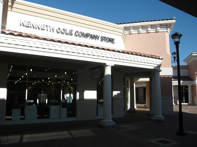 Kenneth Cole en International Drive en Orlando