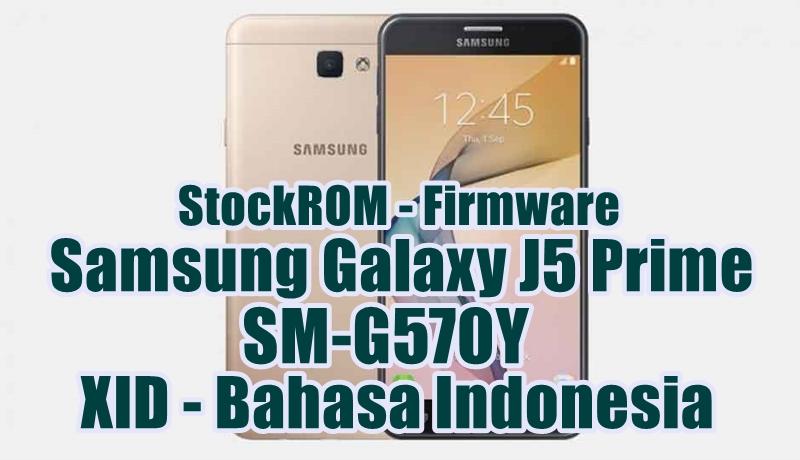 amsung Galaxy J5 Prime SM-G570Y Latest Update [XID]