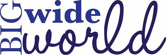 Big Wide World layout by Alice Scraps Wonderland | Free Die Cut File