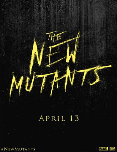 X-Men: Los Nuevos Mutantes (2018) | DVDRip Latino HD GDrive 1 Link