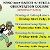 NYSC 2017 Batch 'A' (Stream II) Orientation Course Schedule Out