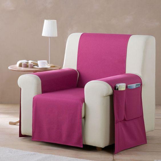 Como hacer funda para sofa amazing como hacer funda para - Fundas sofas ajustables ...